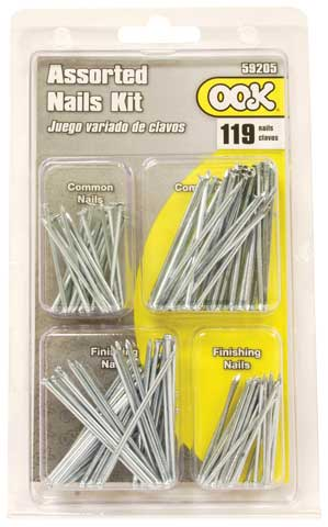 Assorted Nails Kit