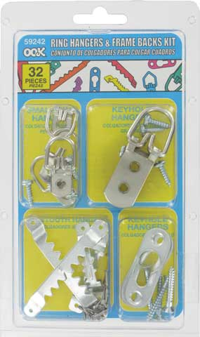 Frame Back 34-Piece Assorted Set