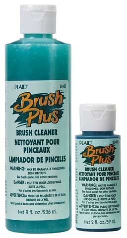 Brush Plus Brush Cleaner