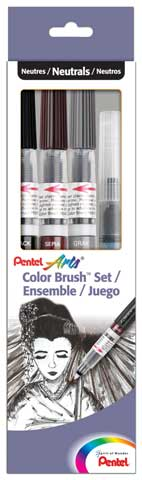 Color Brush Set