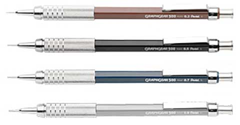 GraphGear Drafting Pencils