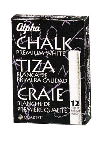 Alpha Golden White Chalk