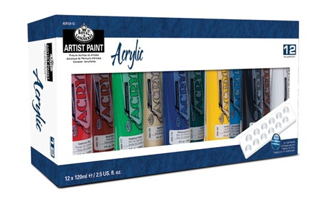 Artist Paint Multi-Pack Sets