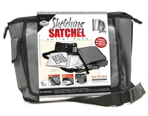 Satchel Artist Pack Sets