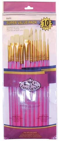 Super Value Brush Sets