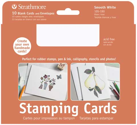 Stamping Cards