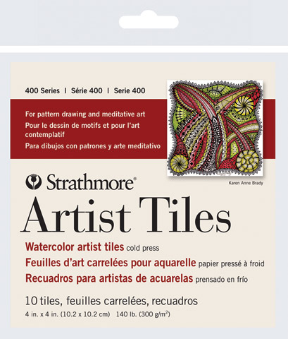 Artist Tiles - Watercolor Sheets