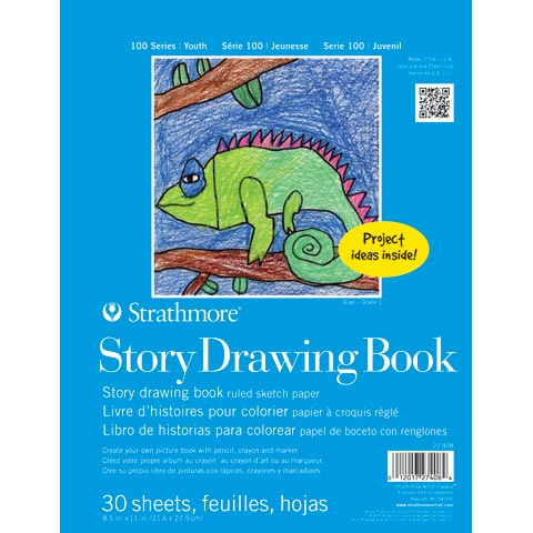 Kids Story/Drawing Book