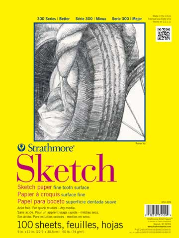 Sketch Pads- Series 300