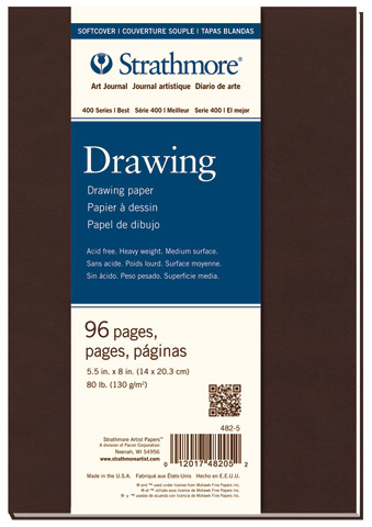 Softcover Drawing Art Journals (Series 400)
