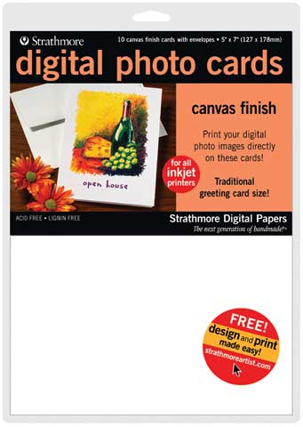 Digital Photo Cards