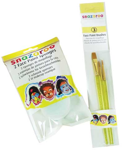 Face Painting Basics Supply Sets