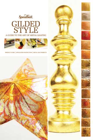 Gilded Style:  A Guide to Art of Metal Leafing