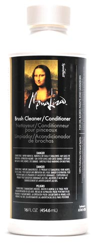 Mona Lisa Brush Cleaning Fluid & Tank