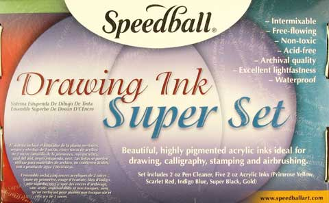 Drawing Ink Super Set