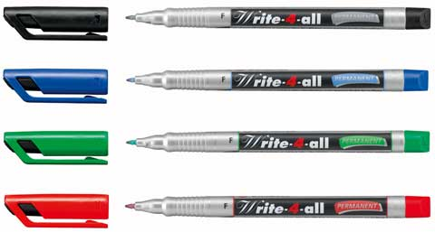 Write-4-All Fine-Tip Pens