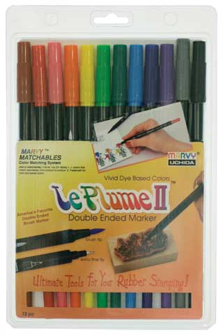 Le Plume II Watercolor Marker Sets