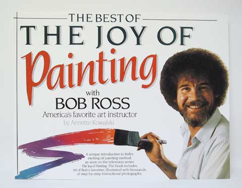 Joy of Painting Instructional Books