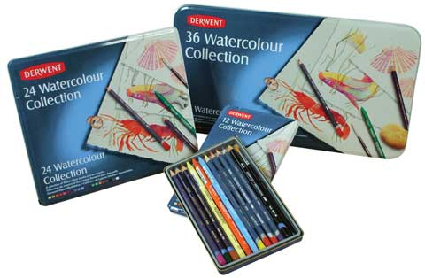Watercolor Collection Sets