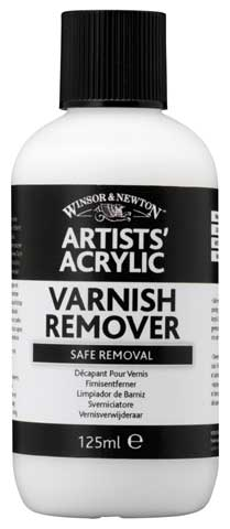 Artists' Acrylic Varnish Remover