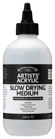 Artists' Acrylic Slow Drying Medium