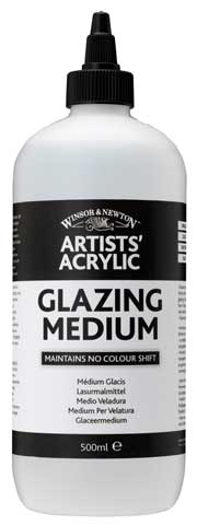 Artists' Acrylic Glazing Medium