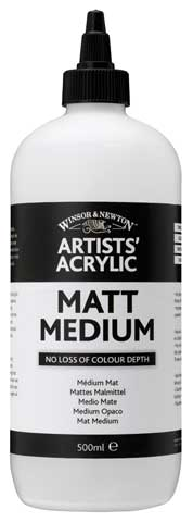 Artists' Acrylic Matt Medium