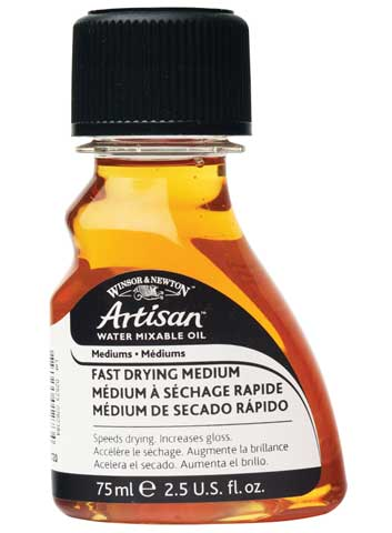 Artisan Water Mixable Fast Drying Medium