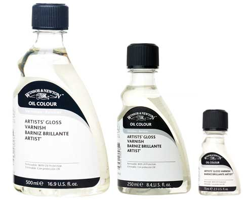 Artists' Gloss Varnish