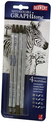 Graphitone Sketching Pencil Set