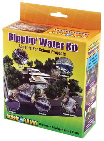 Scene-A-Rama Ripplin Water Accent Kit
