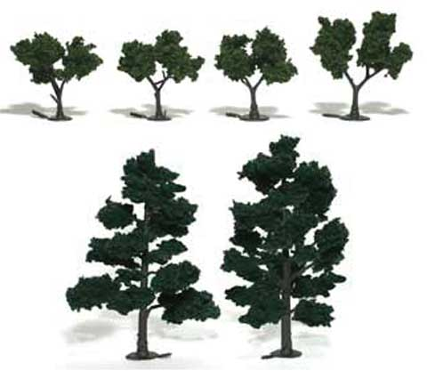 Ready Made Realistic Trees