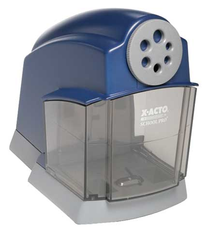 School Pro Electric Pencil Sharpener