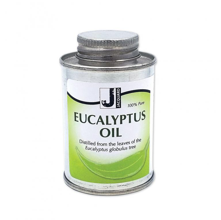 Eucalyptus Oil By Jacquard Raw Materials Art Supplies
